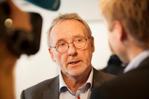 Unio-leder Anders Folkestad registrerer at seks av ti vil beholde søndagen som felles fridag. (Foto: Torstein Bøe, NTB Scanpix/ANB)