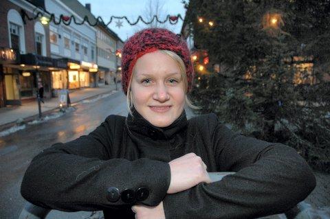 SPILLER: Astrid Ekern deltar på gallaen med Astrids poporkester.