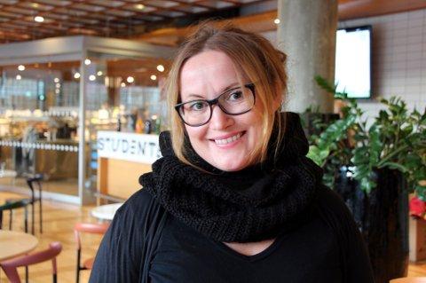 Solveig Melkeraaen ble rammet av dyp depresjon.Det har hun brukt til å lage en prisbelønt dokumentarisk film om sin egen opplevelse.