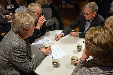OMFATTENDE: En ny kommunereform betyr et omfattende arbeid.