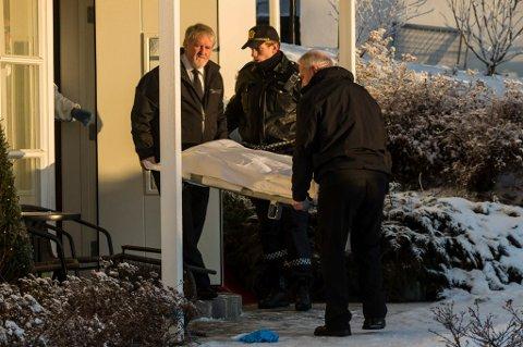- DREPT: Politiet mener kvinnen i 60-årene ble drept av sin egen sønn. FOTO: VIDAR SANDNES