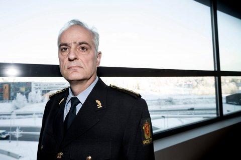 HAR SIKTET SØNNEN FOR FORSETTLIG DRAP: Politiadvokat Jon Letnes i Romerike politidistrikt.