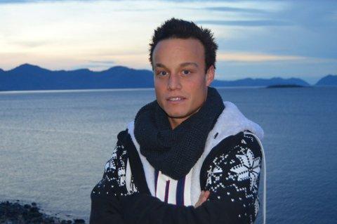 Magnus Jackson Krogh sin første bok skal gis ut i Sverige.