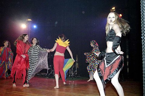 lokal spansk dansa