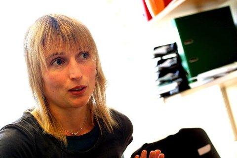 KOMPETANSE: - Det er veldig viktig at spesielt førskolelærere og lærere har kompetanse til å oppdage og følge opp barn som bor i hjem hvor det er rusmiddelproblematikk, siden de er den yrkesgruppen som møter alle barn, sier sosialantropolog Rosanne Kristiansen ved Høgskolen i Telemark.