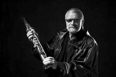 John Pål Inderberg er en mangfoldig saksofonist.