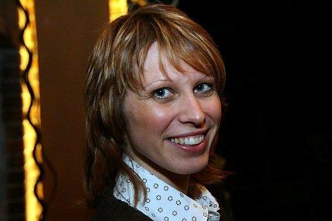 NY NK: Charlotte Nygård er blitt ny nestleiar i Rockeklubben. Foto: Dag Frøyen