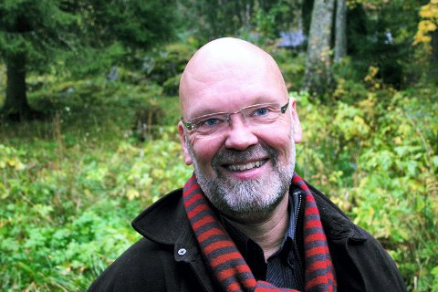 TIDLIGERE LSK-SPILLER: Svein Greni skiftet kunstuttrykk som 21-åring.FOTO: OLA EINBU