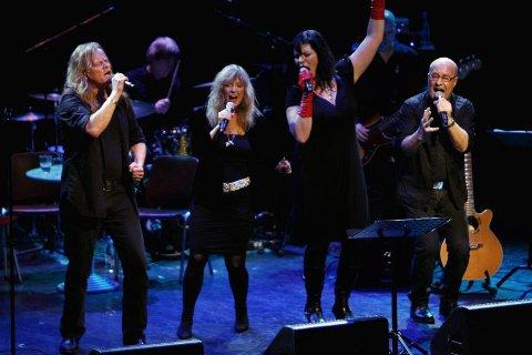 Ny konsert: Just 4 Fun samles i Folkets Hus i februar. (Foto: Johnny Helgesen)