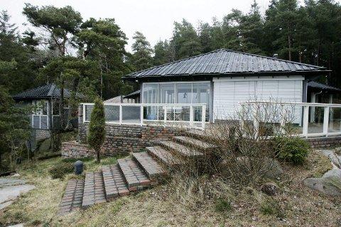 Denne hytta på Søndre Karlsøy har satt ny prisrekord for fritidseiendommer i Sarpsborg.