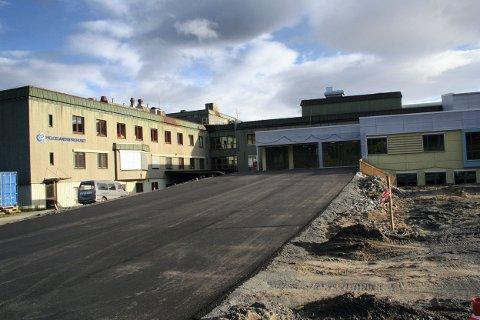 Mosjøen: Sykehuset i Mosjøen må få tilbake en fullverdig kirurgisk avdeling. Foto: Ann-Kristin Bastholm
