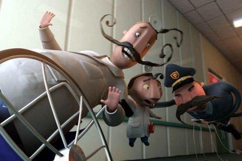 """Flott animasjon. """"Kurt blir grusom"""" er nok et bidrag i rekken av gode norske filmer i år. Bilde fra filmen"""