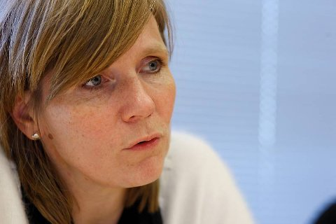 Christine B. Meyer, finansbyråd.