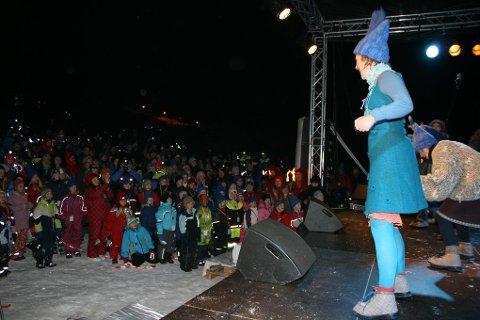 Åpning av Blånisselandet i Målselv