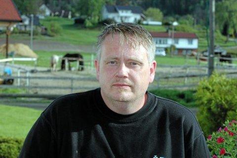 KVALITET: Morten Vinje ser fram til arbeidet Fagforbundet nå skal gjøre for å få ryddigere forhold for fosterbarna og deres foreldre.