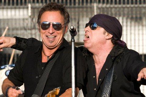 Bruce Springsteen på Koengen (2009).