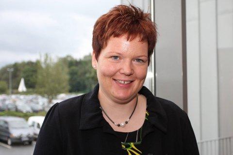 Administrerande direktør Trine Lerum Hjellhaug i Lerum AS.