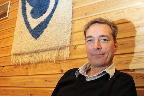 TIL OSLO: Ordføreren forlater Båtsfjord og blir helgependler.