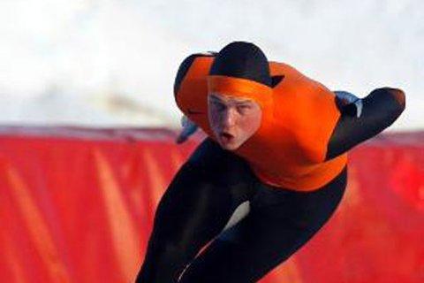 MOT NYE HØYDER: Øyvind Andreassen må levere toppløp både lørdag og søndag for å bli uttatt til verdenscupen på 500- og 1000 meter. Klarer Snøgg-sprinteren det, kan det bli OL-plass i februar.