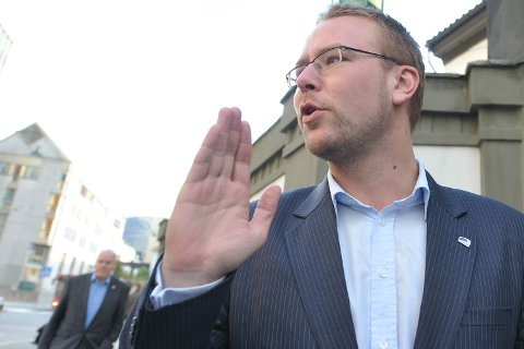 Harald Victor Hove.