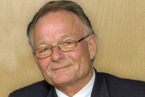 Fungerende sjøfartsdirektør Sigurd Gude.