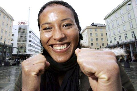 Cecilia Brækhus (05.10.2005).