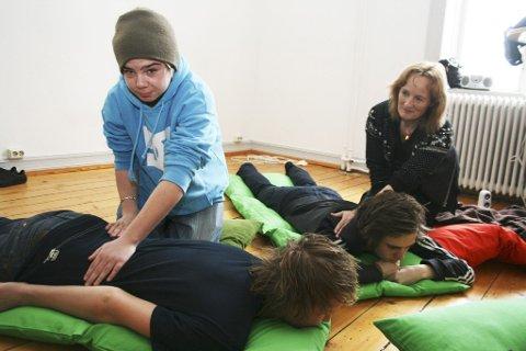 massasje tips kontakt annonser