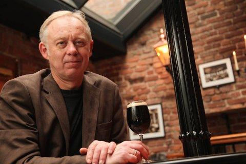 SKUFFET: Petter Nome, direktør i Bryggeri og Drikkevareforeningen.