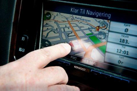 GPS-navigator har blitt allemannseie i løpet av få år.