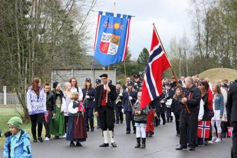 FRA ØSTSIDEN: Solør Montessoriskole og barnehage har sitt eget arrangement. FOTO: KJELL I. WÅLBERG