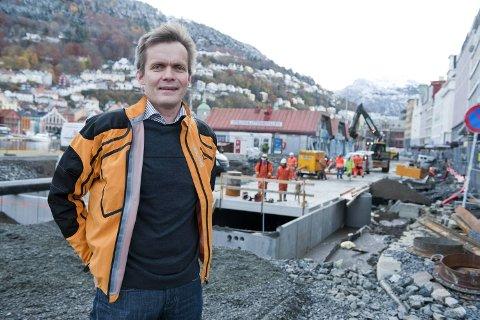 Fylkeskonservator Per Morten Ekerhovd i Hordaland fylkeskommune reagerer på at Statens vegvesen ikke følger spillereglene.