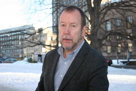 Forbundsleder Jan Olav Brekke i Lederne tror en del mellomledere er misfornøyde med sine overordnede fordi de ikke føler de blir lyttet til eller tatt på alvor.