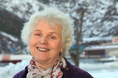 Anne Lise Gilleshammer meiner dei eldre er ein ressurs meir enn ei byrde.