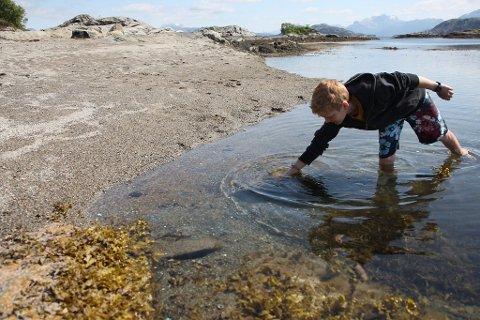 Sørstrand skal bli Florøs badestrand og rekreasjonspark.