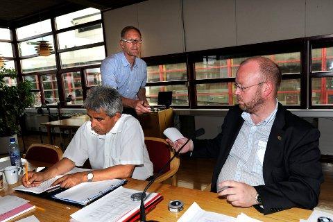 Rana kommune      Kommunestyremøte Geir Waage Tormod Steen