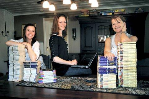 Fasjonable Oppland Arbeiderblad - Forfatterfamilien EI-95