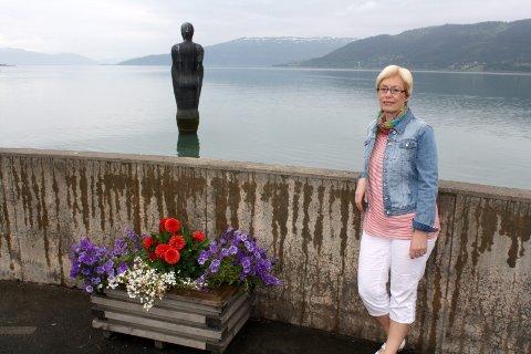 FORSKER PÅ PROSESSEN: Anne Leenheer vil ikke spå utfallet, men skal studere etableringen av Helgelandsprosessen. Foto: Stian Forland