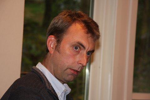 NY VARAORDFØRER. Gard Hjørnevik Risan tar over varaordførerklubben fra partifelle Ketil Kvalvik for den komande periode.