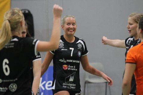 Signe Taubøll og Førde sitt damelag møter Oslo Volley i sin cupfinale i Domus Athletica laurdag.