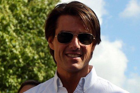Tom Cruise har tjent langt mer enn de to neste på lista, Leonardo DiCaprio og Adam Sandler.