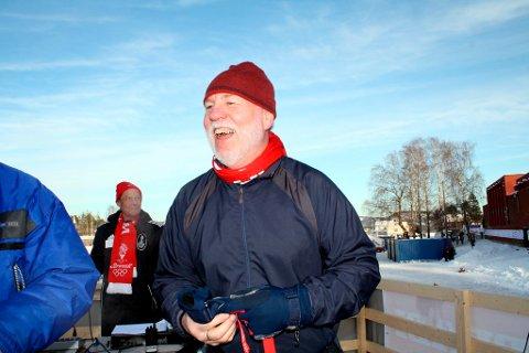 Sten Stensen var i noen minutter regjerende OL-mester i bakkejern under de olympiske vinter-leker i OL i Brevik. Men til slutt ble han slått av Svein Erik Nilsen fra Stathelle.