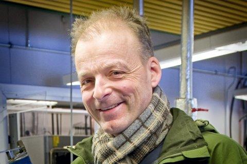 Leder: Lorentz Sæthern er leder i Elgregionråd Øst. Foto: Jens Haugen