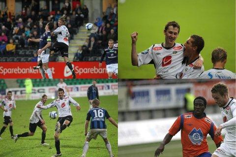 Sjå høgdepunkt frå Sogndal sine kampar i Tippeligaen 2011 og stem fram den augneblinken du hugsar best.