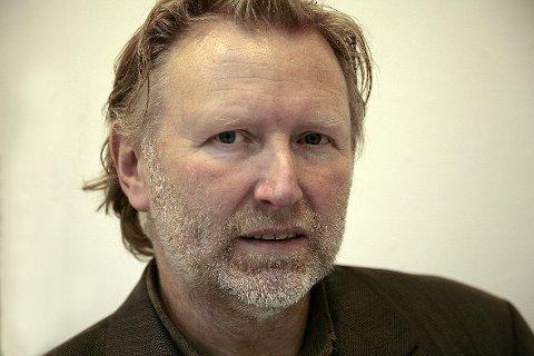 neoekspresjonist: Håvard Vikhagen.