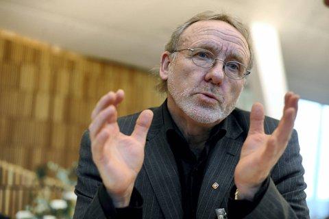 Unio-leder Anders Folkestad sier lønnsforhandlingene i industrien bare gir en pekepinn