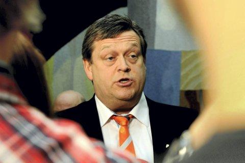 Fremskrittspartiets Harald T. Nesvik er kritisk til Trond Giske.