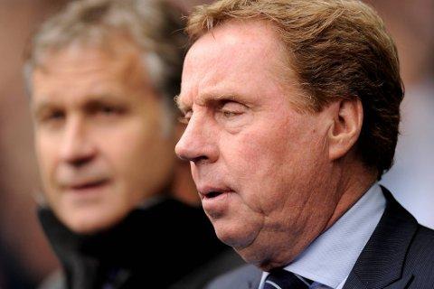 Harry Redknapp gir opp å bli engelsk landslagssjef.
