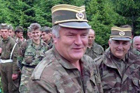 Ratko Mladic. Av noen er han kalt «slakteren fra Bosnia».