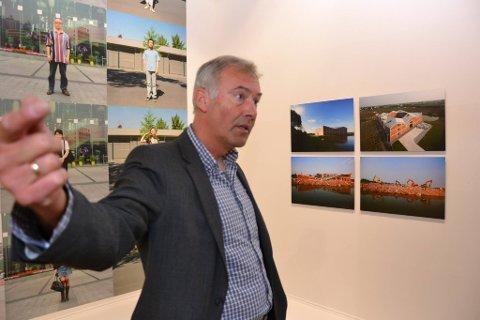 Årets utstilling på Kistefos-Museet er rett og slett en verdenssensasjon, som museumsdirektør Egil Eide er stolt over å presentere.