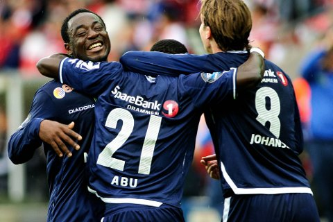 Str¿msgodset vant i Fredrikstad.